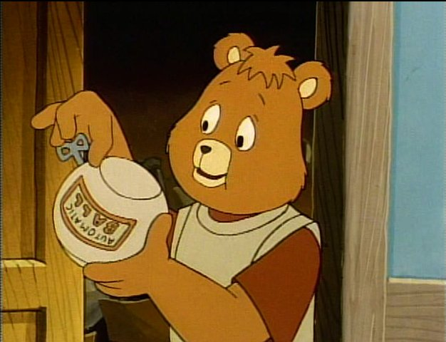 Teddy Ruxpin Online Episode Guide Quot The Faded Fobs Quot